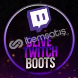 Twitch 20 HESAP Çekiliş Üyelikleri