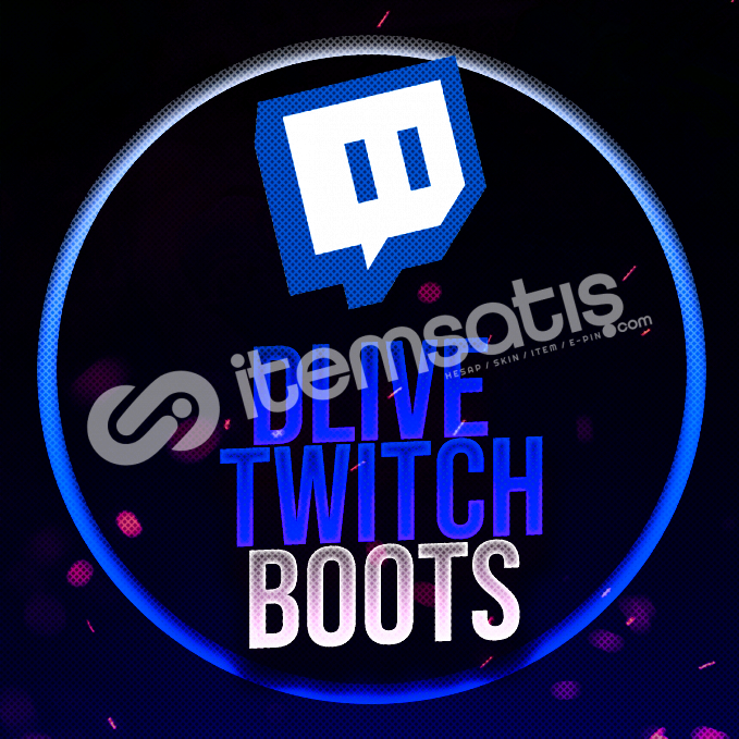 Twitch 1.500 Takipçi { 1 DAKİKA TESLİM }