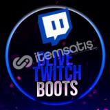 Twitch 7.500 Takipçi { 1 DAKİKA TESLİM }