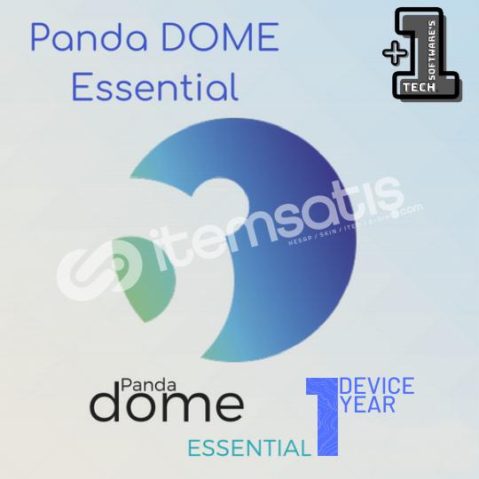 PANDA DOME ESSENTIAL 1 CİHAZ 1 YIL (2021)