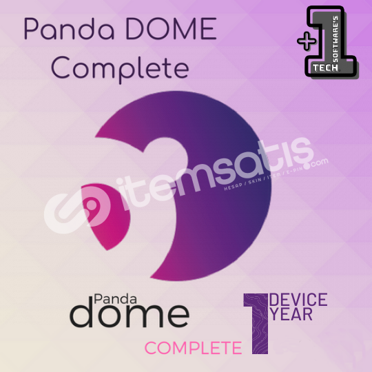 PANDA DOME COMPLETE 1 CİHAZ 1YIL