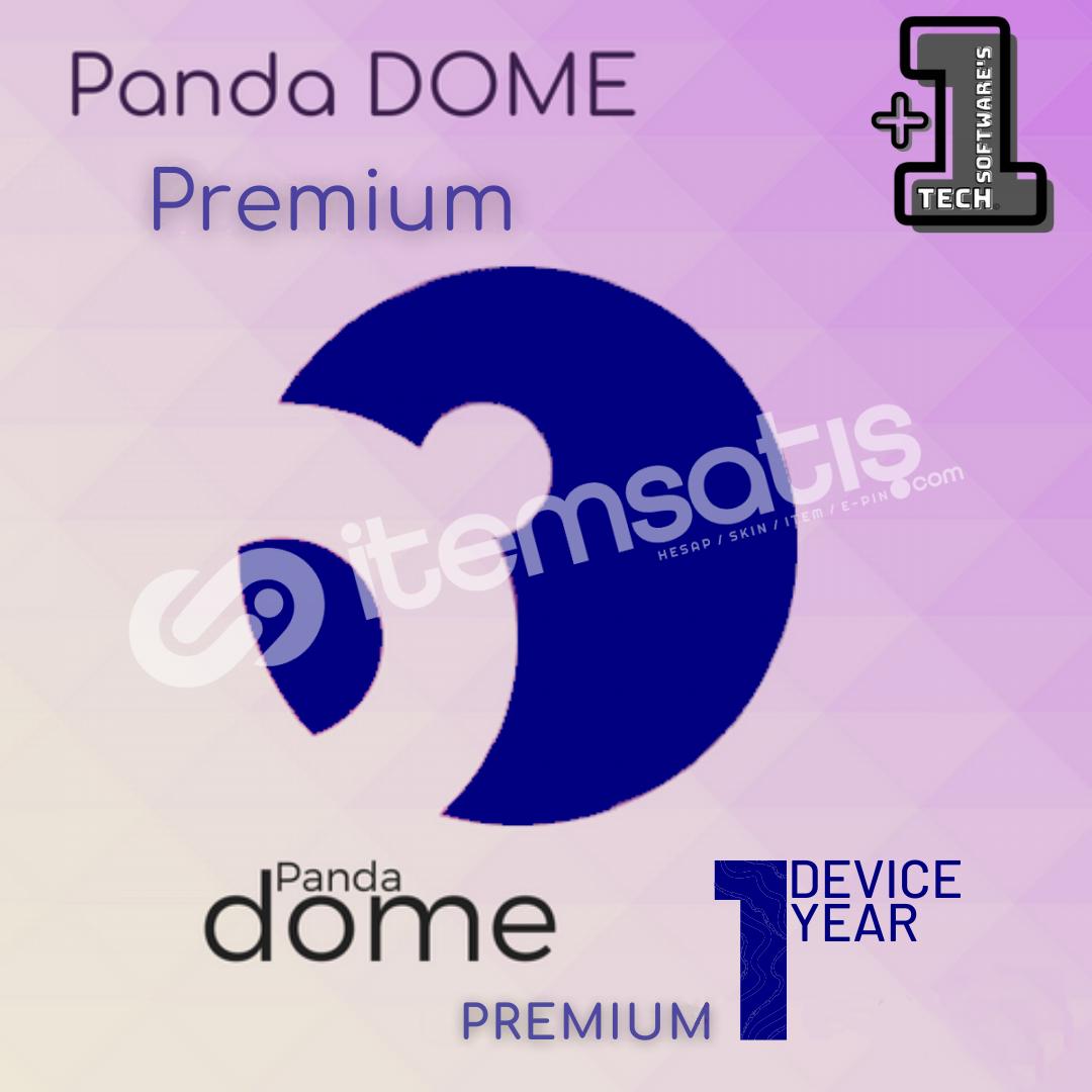 PANDA DOME PREMIUM 1 CİHAZ 1YIL