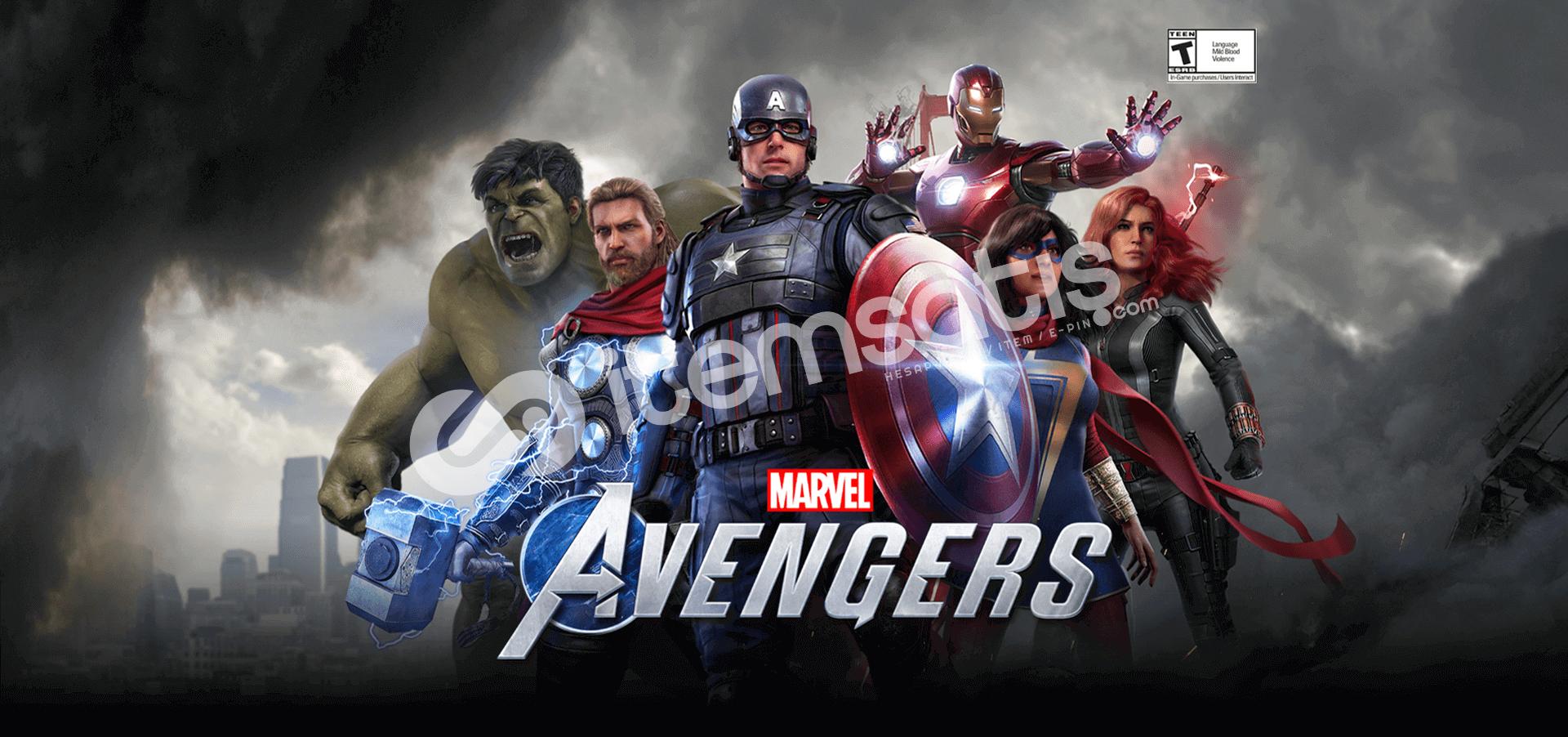Marvels Avengers Steam!