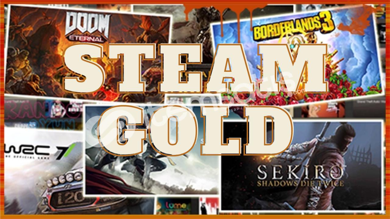 3 adet Steam Random Gold Key %100 kar garantili