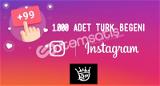 1.000 TÜRK BEĞENİ