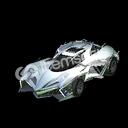 Chikara GXT (Titanyum Beyazı)