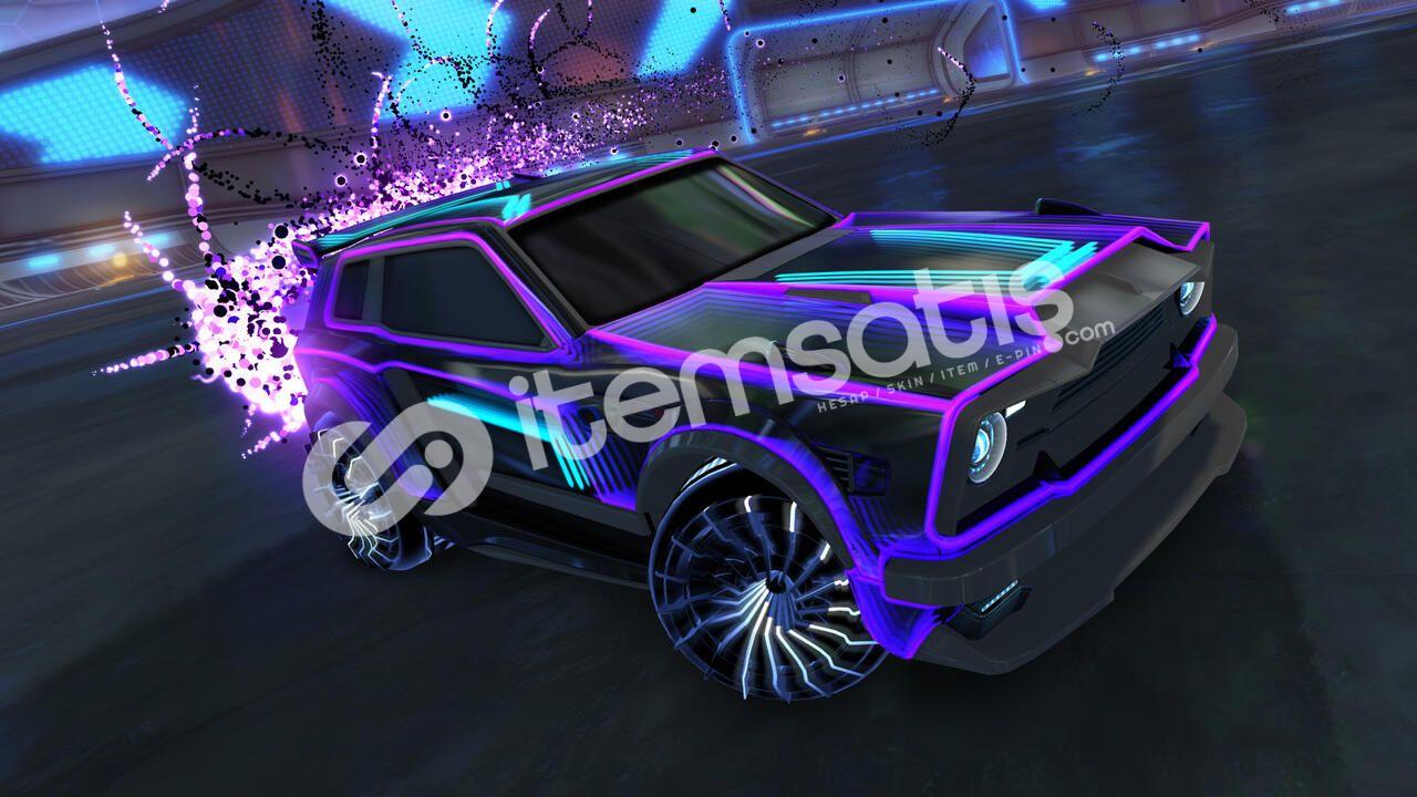 Rocket League Fennec