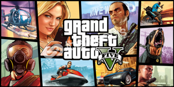 Grand Theft Auto V Online Kişiye Özel