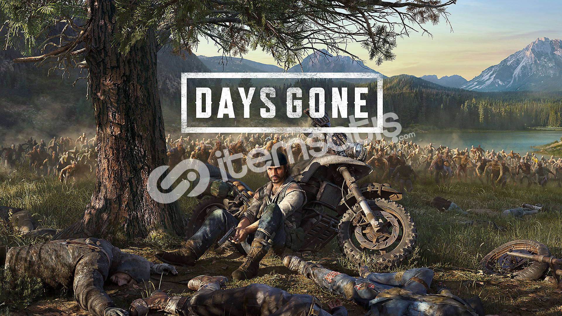 Days Gone + Ömür Boyu Garanti   Hediye