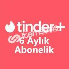 Tinder Plus Üyelik 6 Aylık