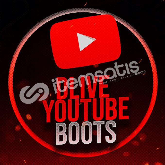 Youtube Gerçek Kullanıcı 100 Abone Ve İzlenme