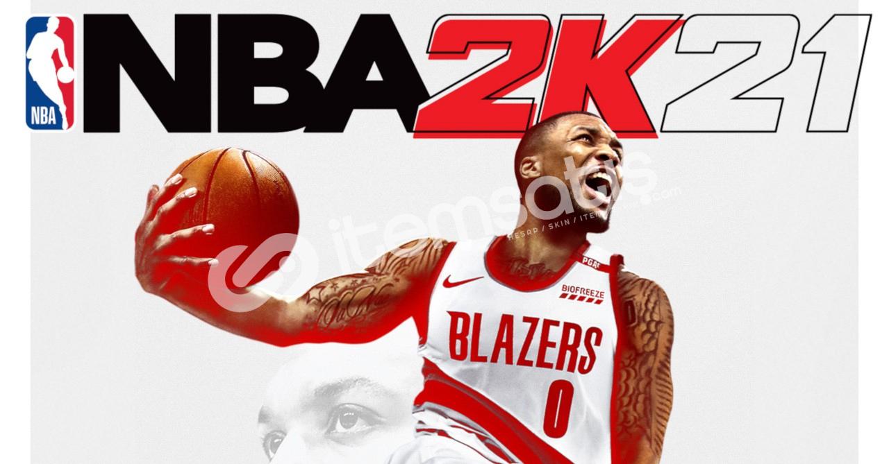 NBA 2K21 EPİC GAMES Hesabı