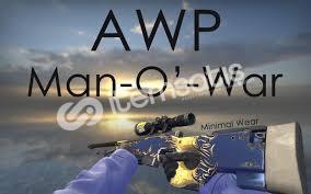 AWP | Man-o'-war Minimal Wear