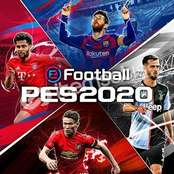 eFootball PES 2020 + OTOMATİK TESLİMAT!!