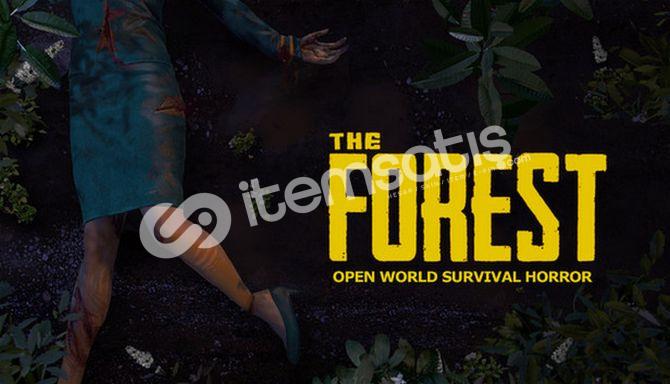 The Forest + '4.9tl' + OTOMATİK TESLİMAT.!!