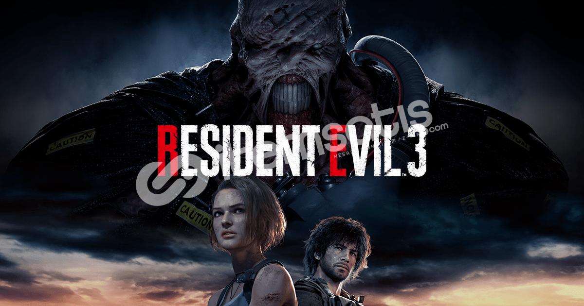 Resident Evil 3 + '4.9tl' + OTOMATİK TESLİMAT.!!