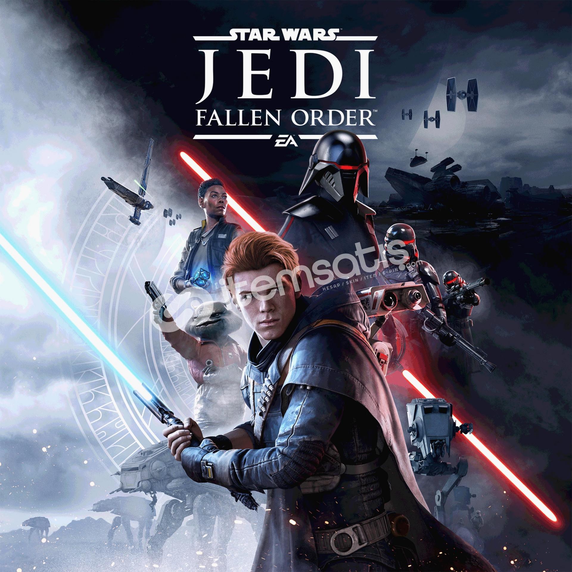 STAR WARS Jedi: Fallen Order + '7.9tl' + OTOMATİK TESLİMAT.!