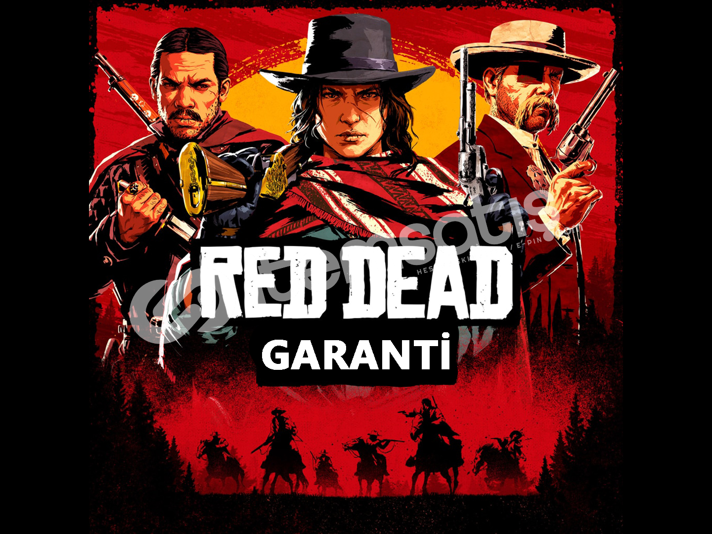 Red Dead Redemption 2 ULTİMATE + Extra + Premium Destek