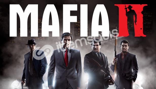 Mafia II + Call of Duty: Modern Warfare 2 (3TL)