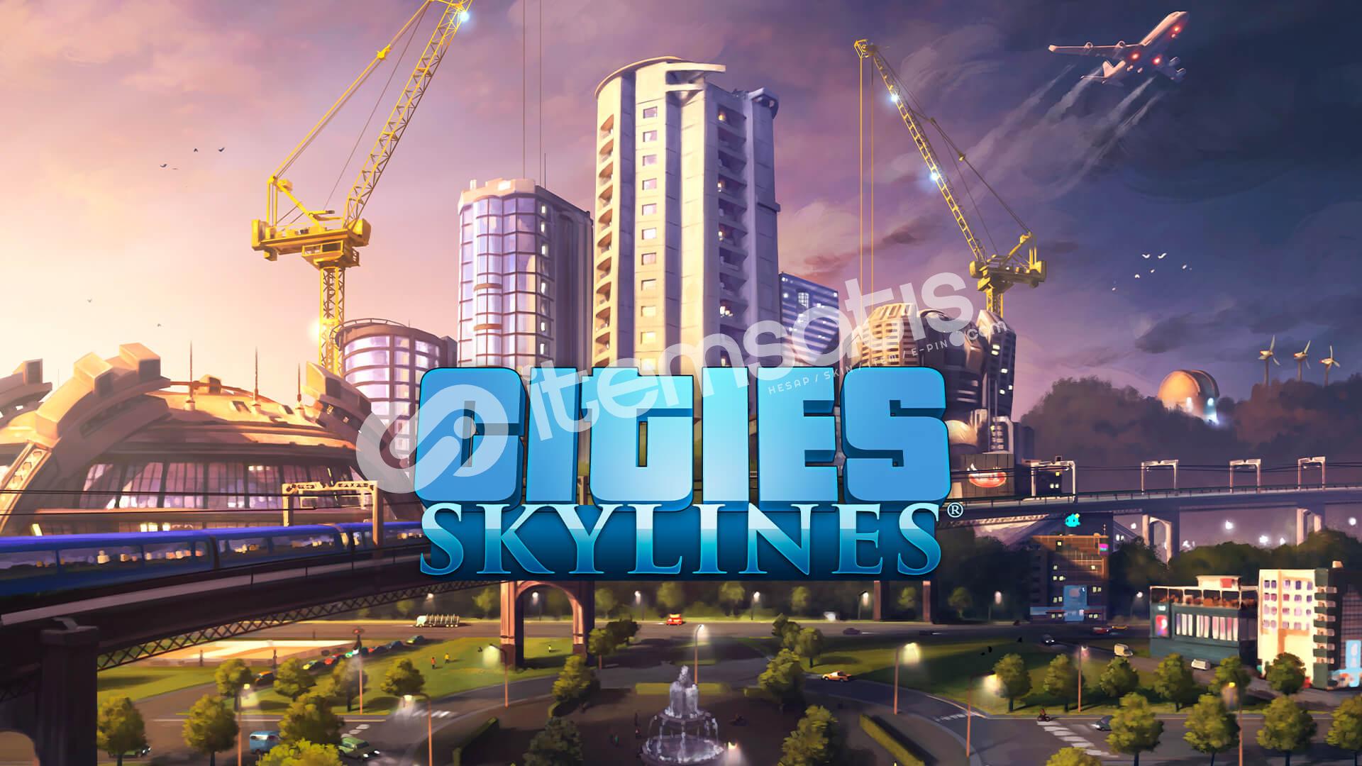 Cities Skylines + Garanti!