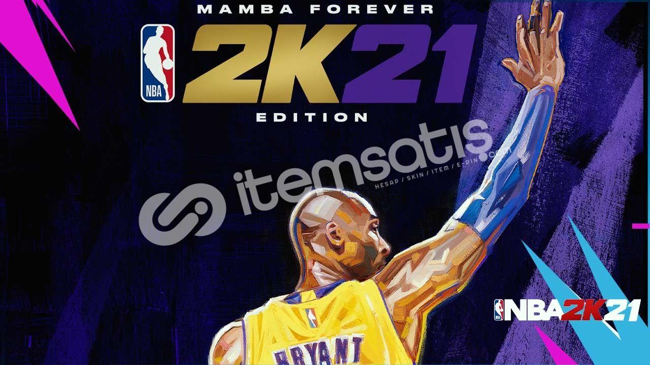 NBA 2K21 + Garanti!