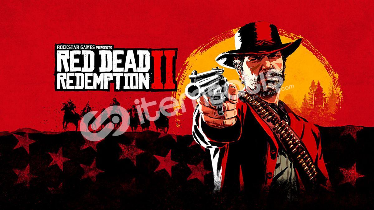 Red Dead Redemption 2 + Garanti!