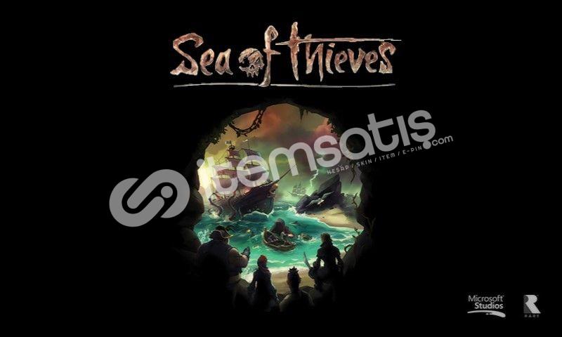 Sea of Thieves (Steam) + Garanti!