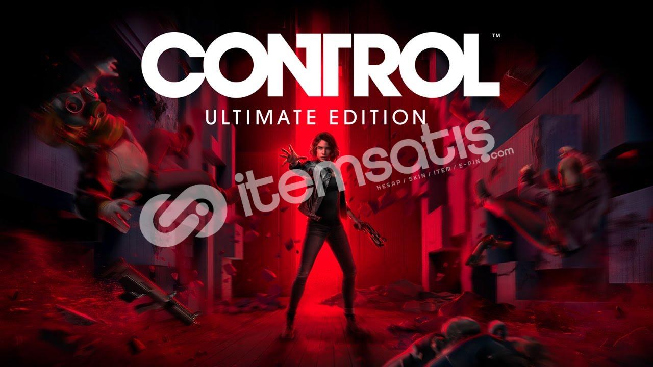 Control Ultimate Edition + Garanti!