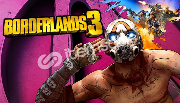 Borderlands 3 + Garanti!