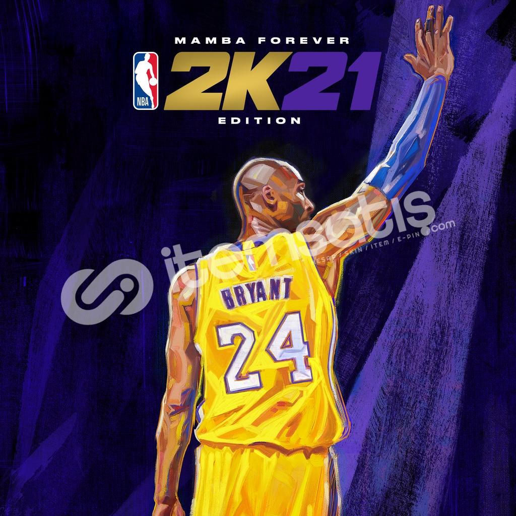 NBA 2K21 + GÜVENİLİR