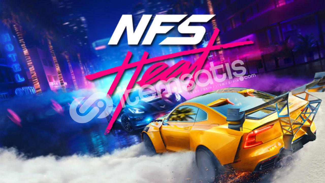 Need for Speed Heat Online! +10 TL Hediye