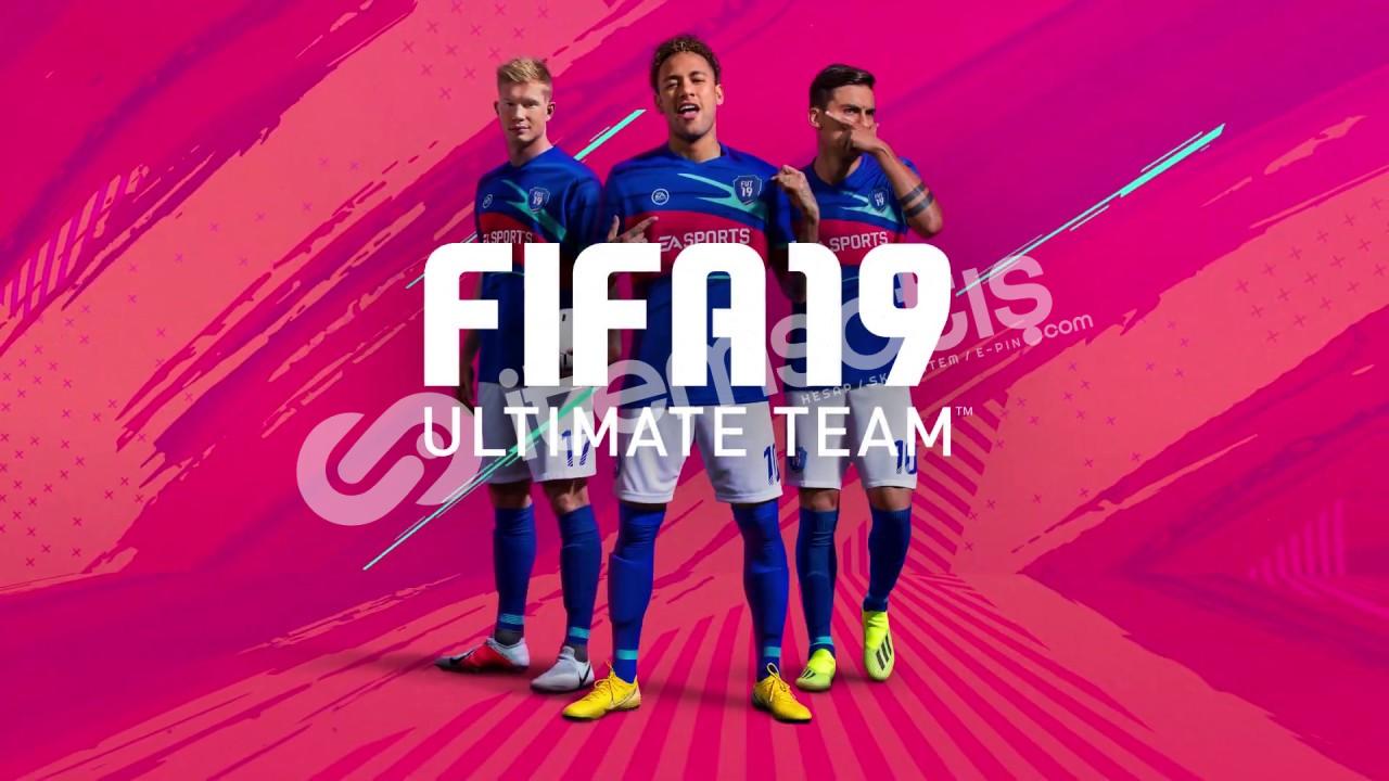 FIFA 19 Online! +10 TL Hediye