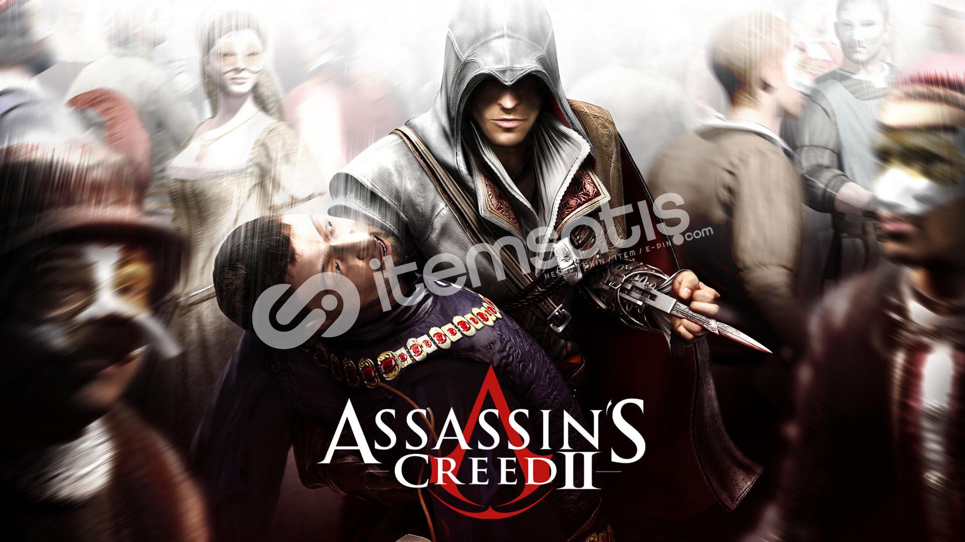 Assassin's Creed 2 +10 TL Hediye