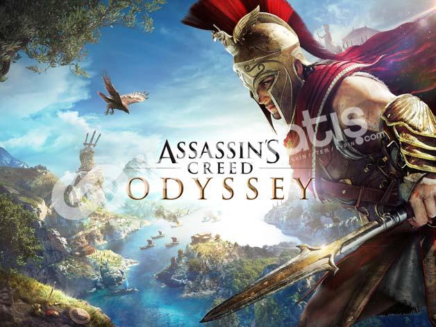 Assassin's Creed® Odyssey +10 TL Hediye