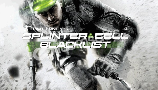 Tom Clancy's Splinter Cell Blacklist +10 TL Hediye