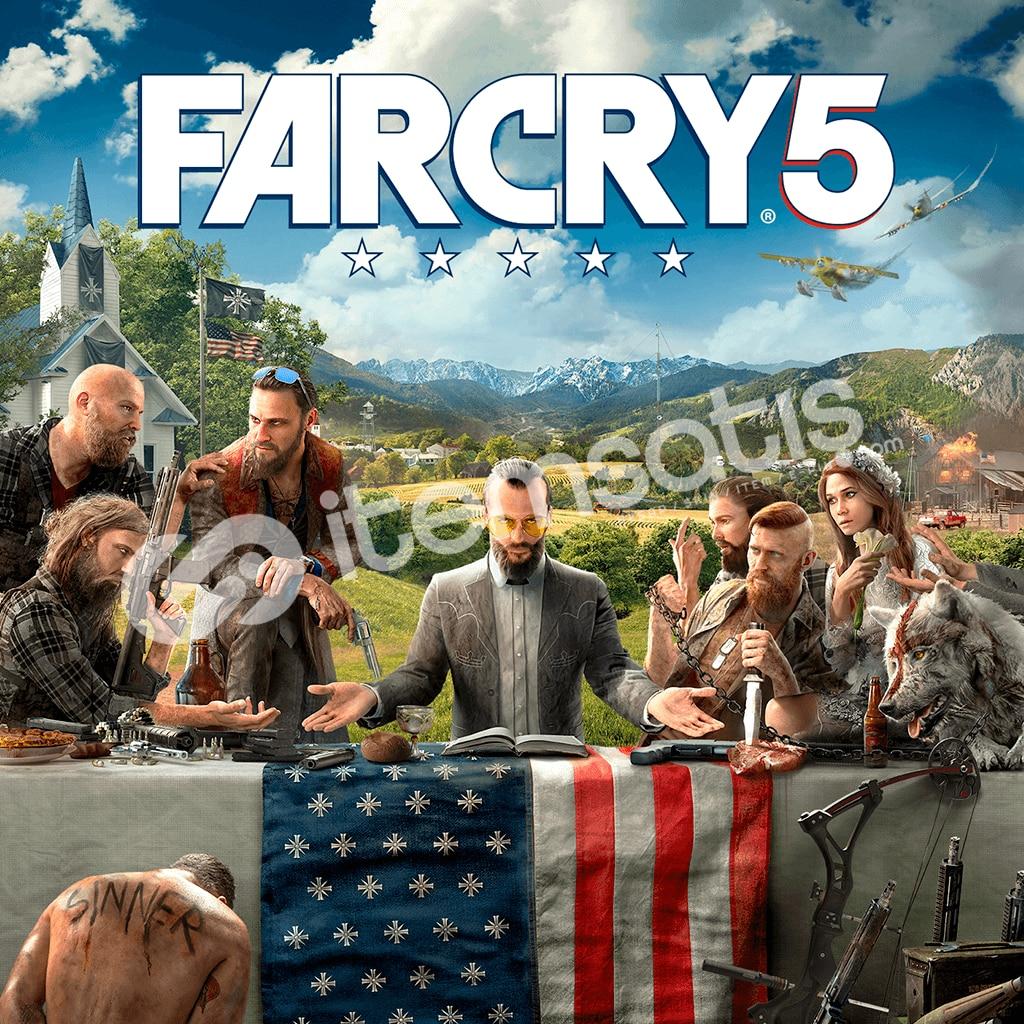 Far Cry 5 (4.99TL)