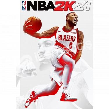 NBA 2K21 İÇEREN EPİC GAMES HESABI