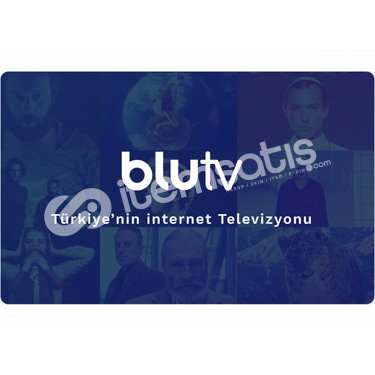 1 YILLIK BLU TV