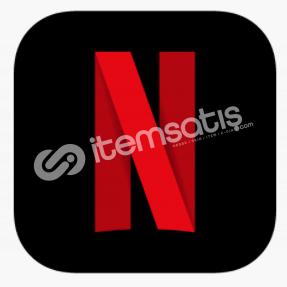 Garantili Netflix Ultra HD Hesap Ortaklığı aylık 19 TL
