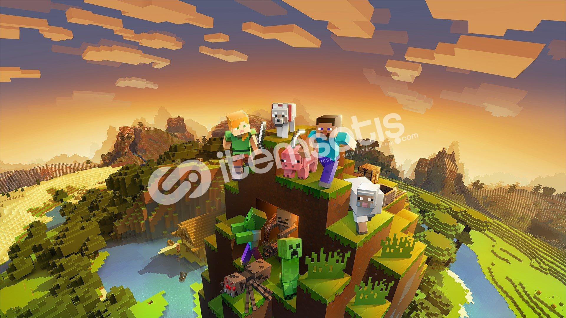 Minecraft Demir Premium