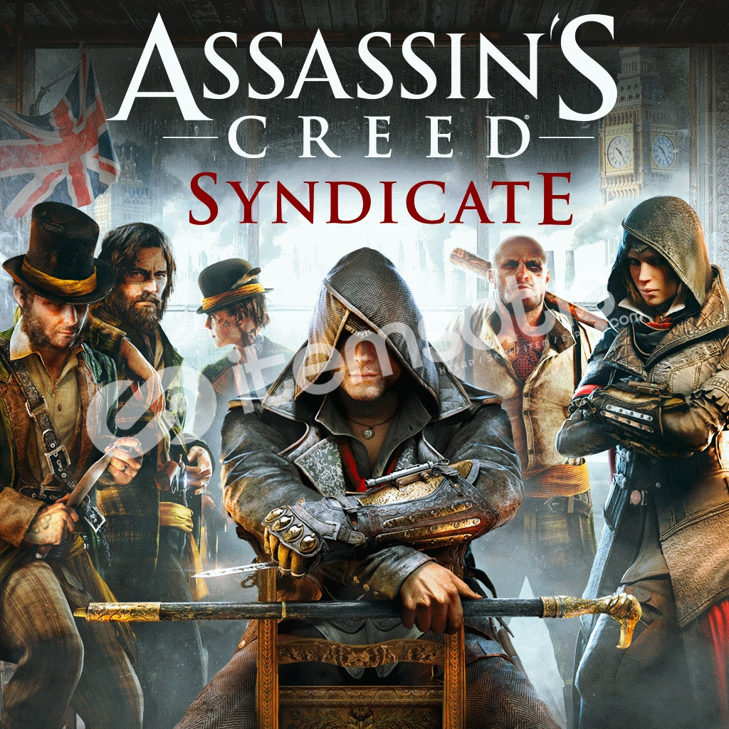 Assassin's Creed Syndicate 3TL