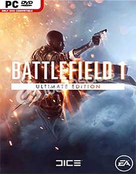 Battlefield 1 Ultimate Edition+Hediye ORİGİN HESABI!!