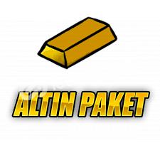 Minecraft Altın Premium