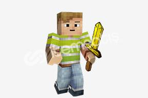 Minecraft Altın Premium Hesap