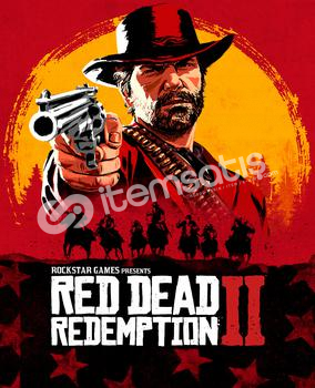 Red Dead Redemption 2 (10TL)