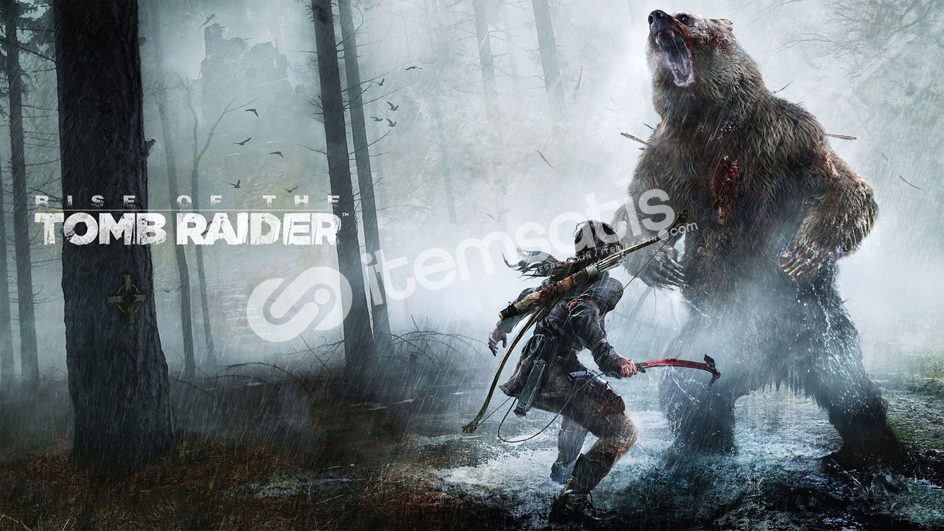Rise Of The Tomb Raider (3.00TL) GEFORCE NOW %100 DESTEKLER