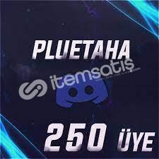 Discord 250 Çevrimdışı Üye Boost
