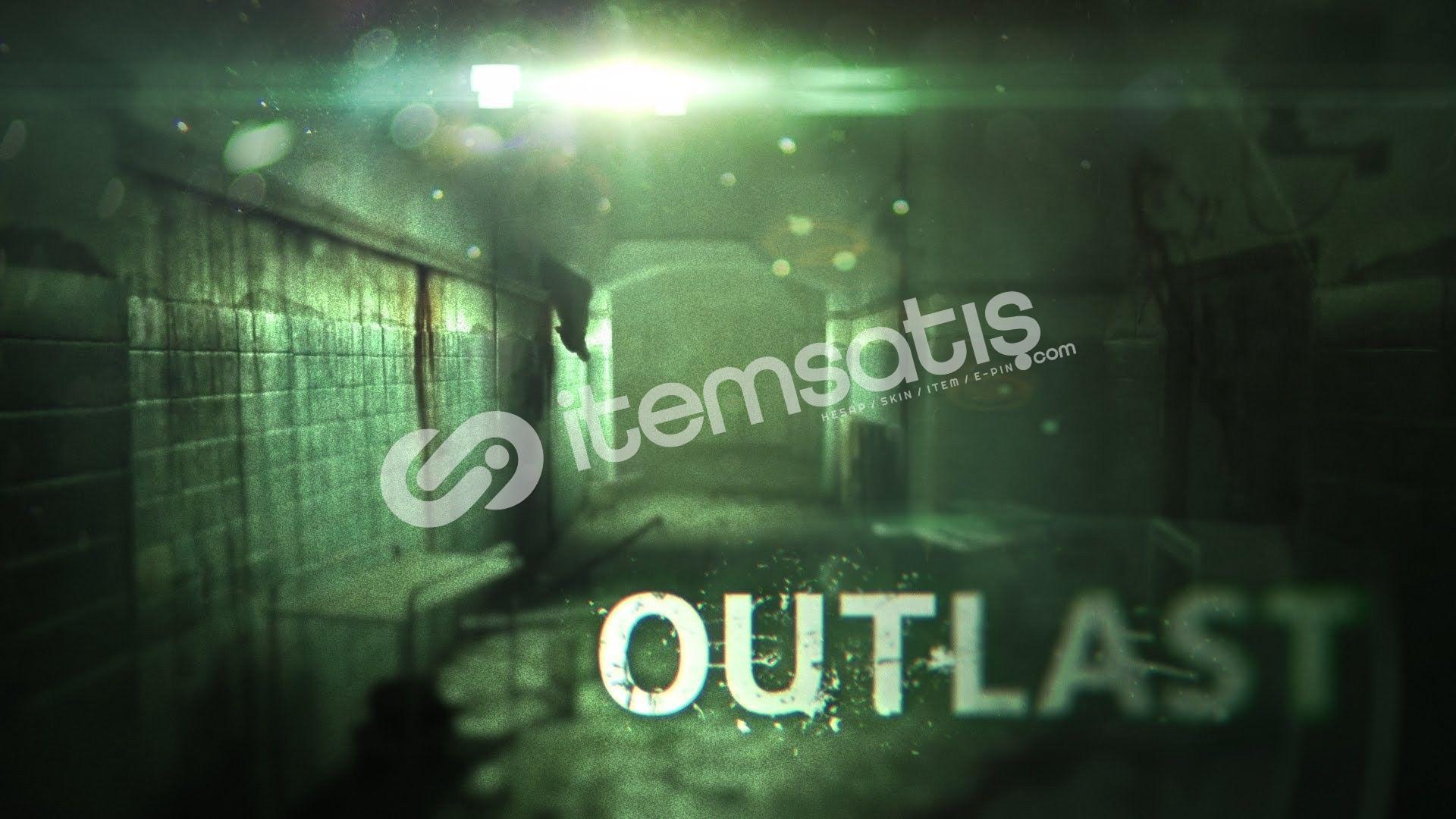 Outlast (3.00TL) GEFORCE NOW %100 DESTEKLER