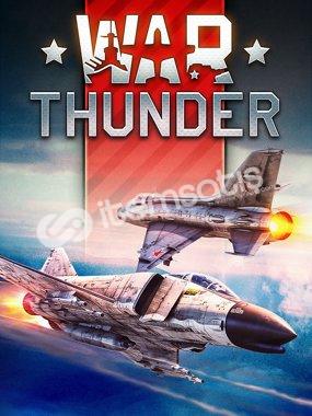 War Thunder 100 lvl Arası Uçak Ağırlıklı Random Hesap