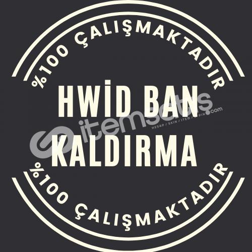 Hwid BAN KALDIRMA METHODU (%100 ÇALIŞMAKTADIR)